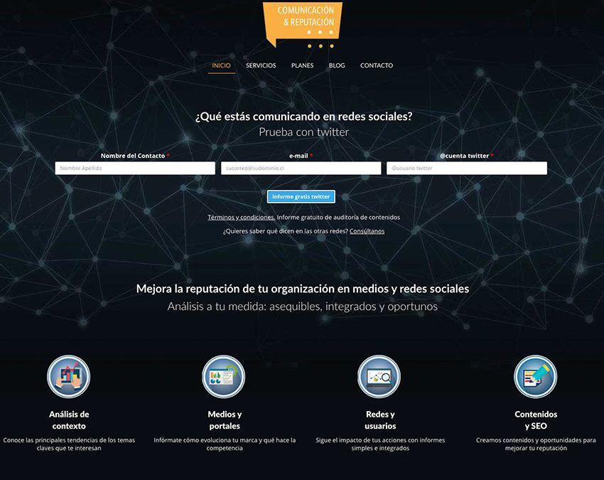 cyr presentacion diseño web proclama